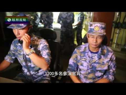 中国海军环太军演实录 China Navy in RIMPAC 2016
