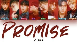 All rights administered by kq entertainment. • ateez (에이티즈) promise Álbum: treasure ep2: zero to one lanzamiento: 2019.01.15 mi bias: hongjoong, ming...