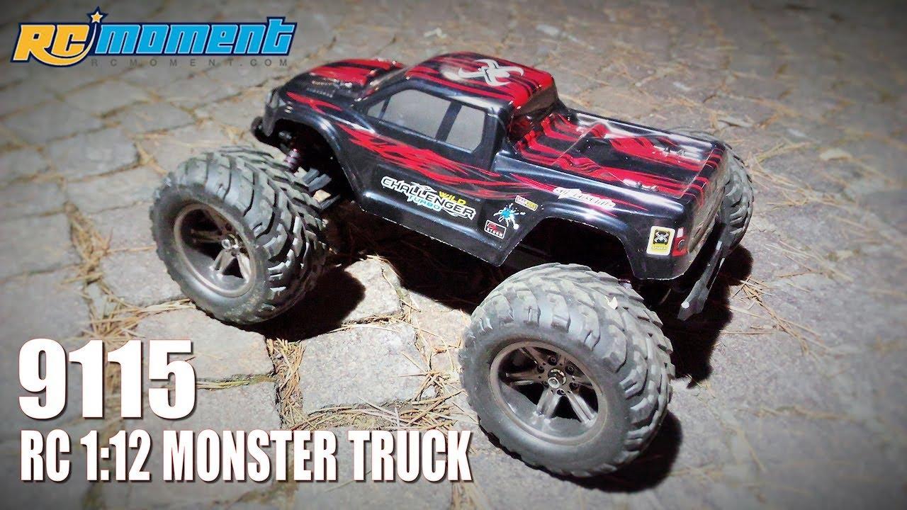 s911 rc monster truck