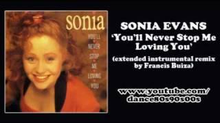 SONIA EVANS - You