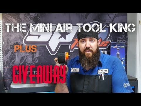 SP TOOLS USA - MINI 1/2' IMPACT AND GIVEAWAY!!!