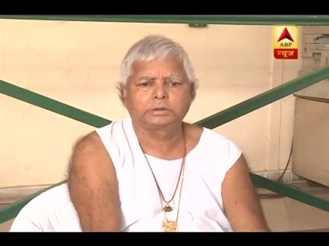 Babri Masjid Demolition: It is a conspiracy against LK Advani, says Lalu Prasad Yadav