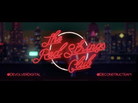 The Red Strings Club - Reveal Trailer