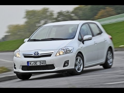 Toyota Auris Hybrid - Antriebsalternative für Jedermann