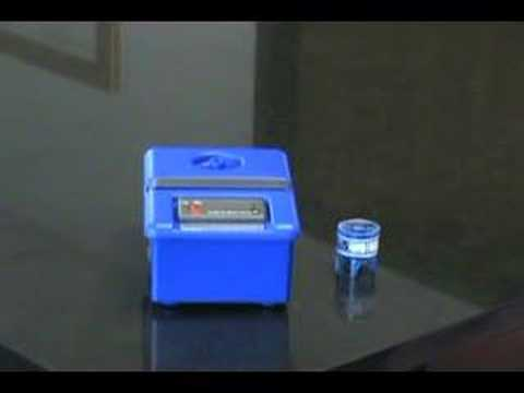 Using the Air Check Mold Test Kit