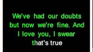 Video Goodbye my lover- james blunt (karaoke) download MP3, 3GP, MP4, WEBM, AVI, FLV Agustus 2018