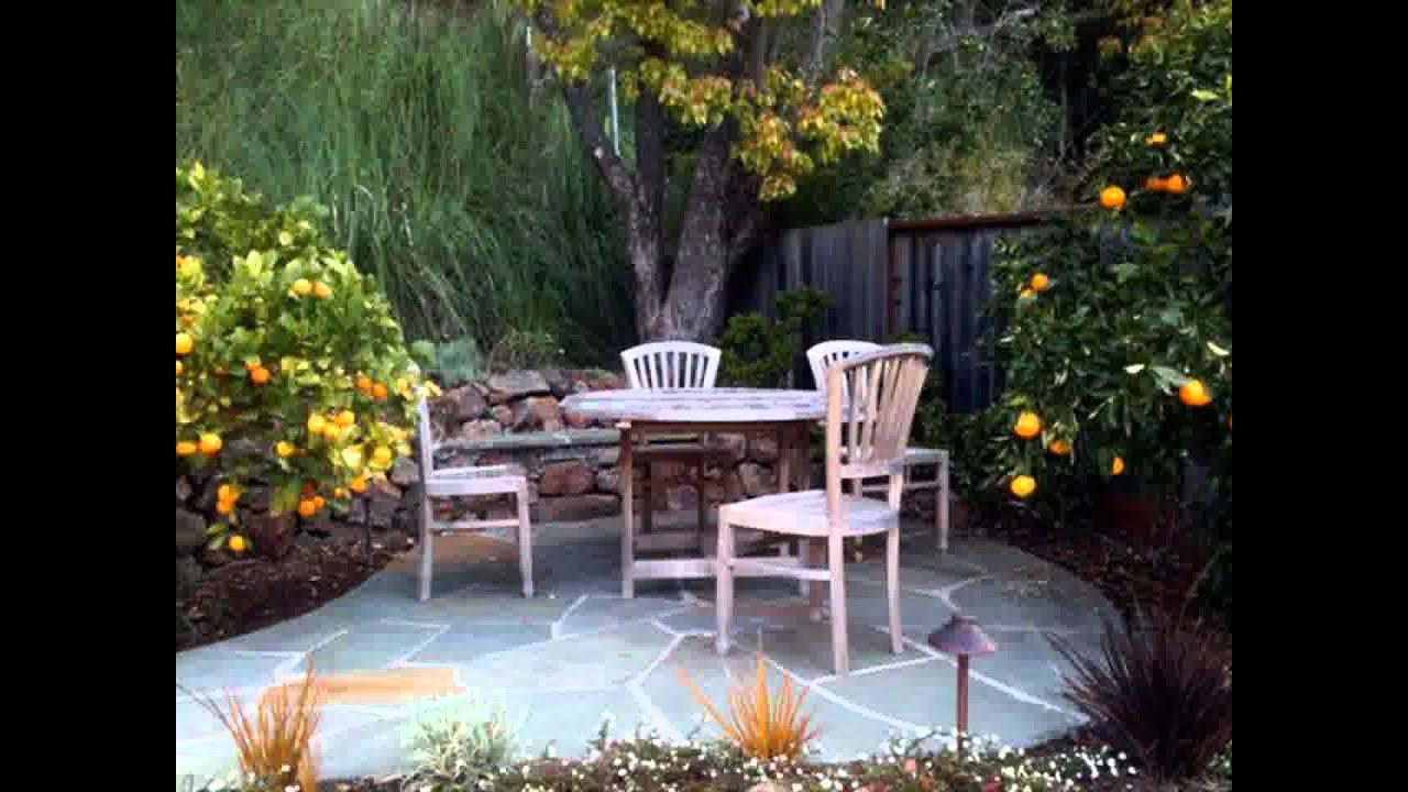 Small Home Patio Garden Design Ideas