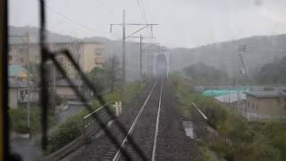 阿武隈急行 向瀬上駅~瀬上駅