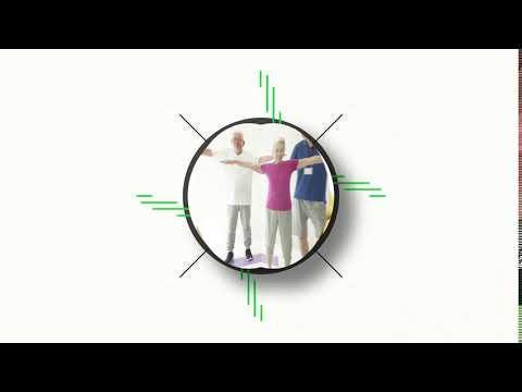 モーションロゴデザイン作成サンプル - 老人ホームのロゴ  | モーションロゴ作成の外注・依頼