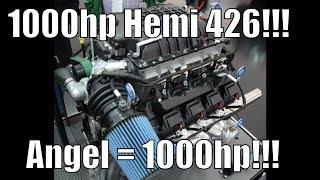 """Mopar 426 """"Hellephant"""" 1000hp 950 Torque!!! Watch Party!"""