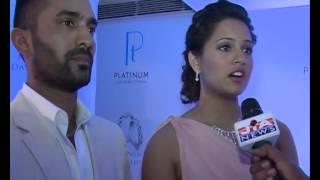 Dinesh Kartik and Deepika Pallikal