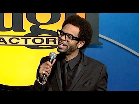Tehran -  Black And Persian (Stand Up Comedy)