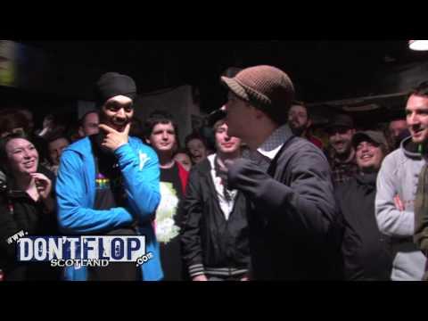 DON'T FLOP - Rap Battle - Loki Vs Nity Gritz