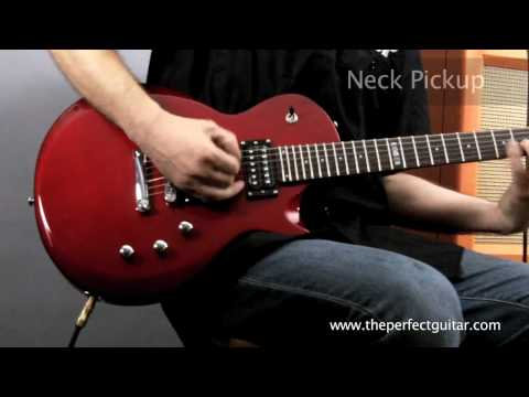 ESP LTD Standard Series EC-50 Guitar Demo - The Perfect Guitar