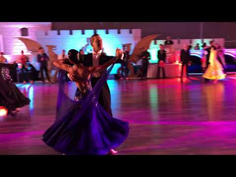 Adriatic Pearl Open Amateur Viennese Waltz September 2017