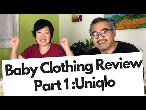 Best baby clothing? Part 1: Uniqlo review