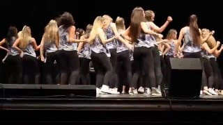 Delta Gamma New Girl Dance Anchorsplash 2016