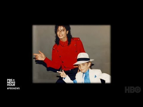 'Leaving Neverland' tells disturbing stories of child sex ab