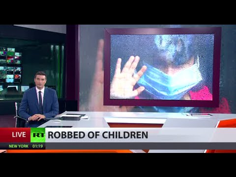 'Legally Kidnapped': US child protective services accused of separating families for profit