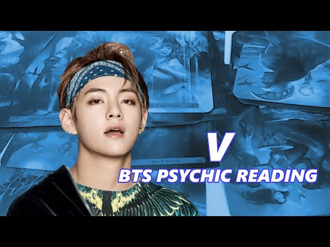 Repeat BTS Predictions 🔮 V Tarot Reading (2019) by Natalie