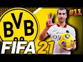 FIFA 21 ⚽ КАРЬЕРА ЗА БОРУССИЮ ДОРТМУНД |#11| - МХИТАРЯН ВОЗВРАЩАЕТСЯ В БОРУССИЮ