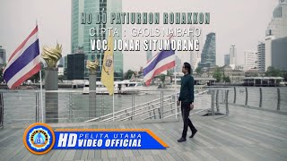 Gambar cover Jonar Situmorang - HO DO PATIURHON ROHAKKON (Official Music Video ) [HD]