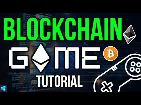 Code a Blockchain Game Step-by-Step (Ethereum, Solidity, Web3.js, Truffle)