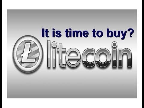 LITECOIN:  Is it time to buy? (Episode 103)
