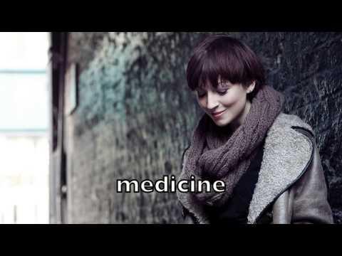 Daughter - Medicine Karaoke Cover Backing Track + Lyrics Acoustic Instrumental
