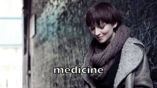 Daughter - Medicine Karaoke Cover Backing Track + Lyrics Acoustic Instrumental