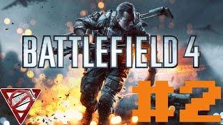 Battlefield 4 Multiplayer 2.Bölüm - Kafayı yatırarak uçak uçurmak !