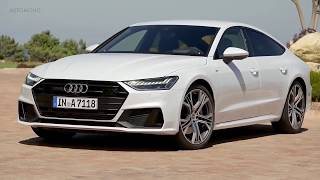 Review of Audi A7 2019 (Interior,Exterior and Test Drive)
