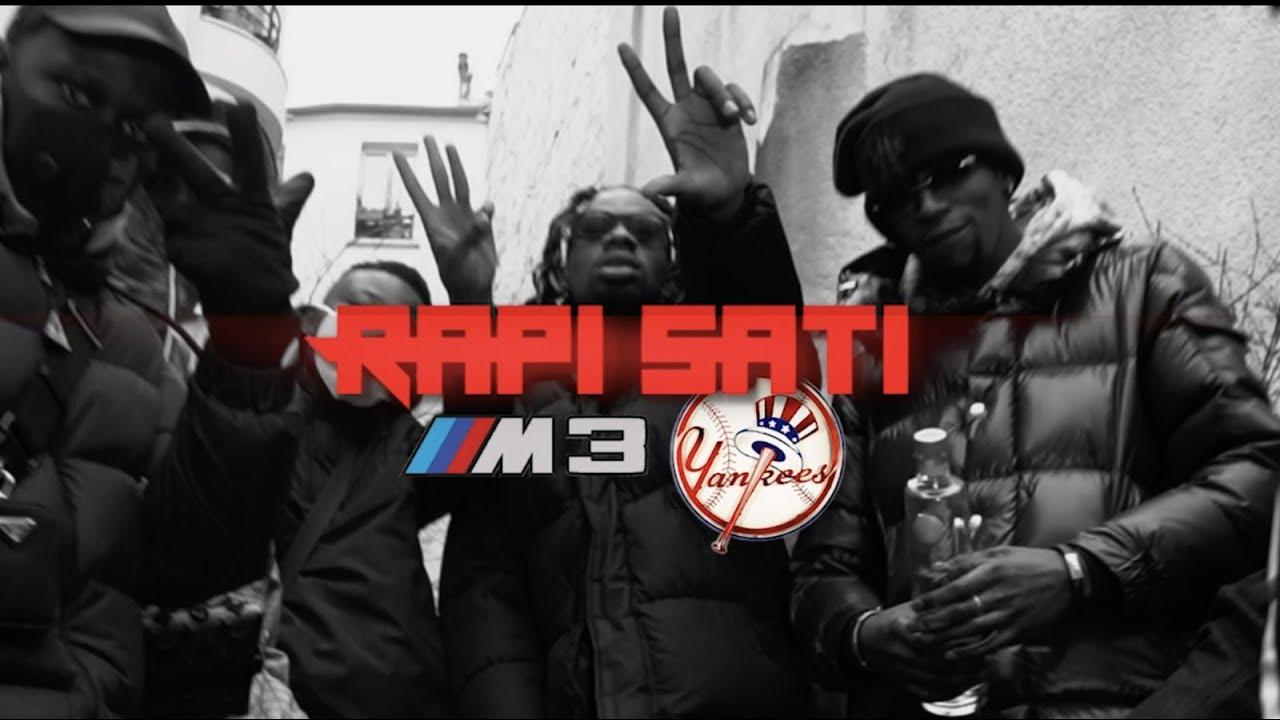 Download Rapi Sati - M3 (Yankees) Clip Officiel