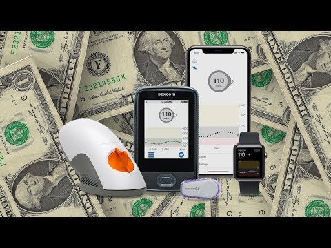 is-the-new-dexcom-g6-cgm-worth-the-money?-review---day-1-sensor-insertion