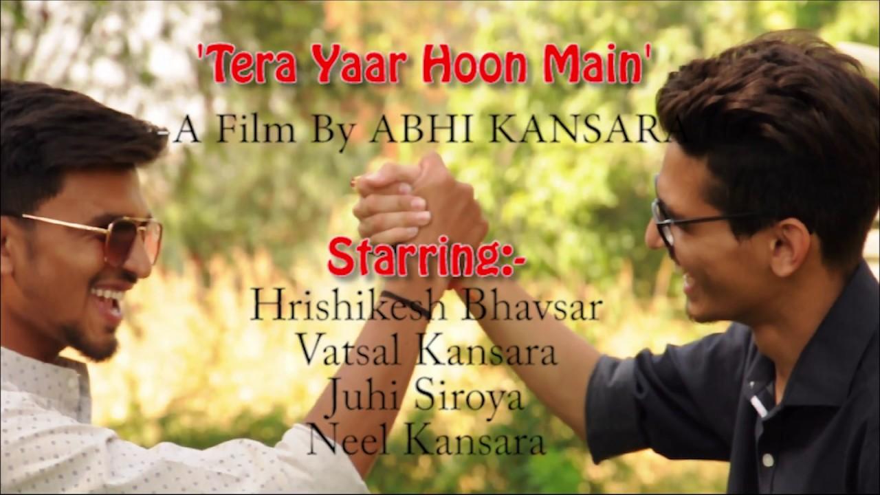 Download Tera Yaar Hoon Main | Abhi Kansara | Full Video | Short Film | Sonu Ke Titu Ki Sweety