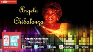 Nakoyombela Yo | Angela Chibalonza | Official Audio