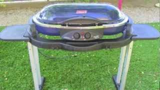 Popular Portable Coleman Roadtrip Grill Models From LXE & Paul Jr. Designs With BBQ Accessories