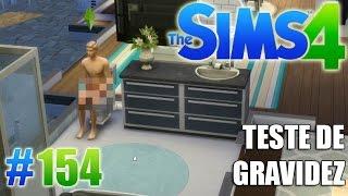 THE SIMS 4 - TESTE DE GRAVIDEZ? #154