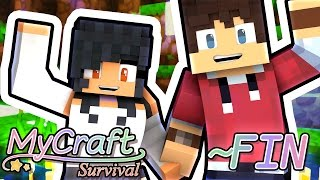 The Finale!  | MyCraft Minecraft Survival | END