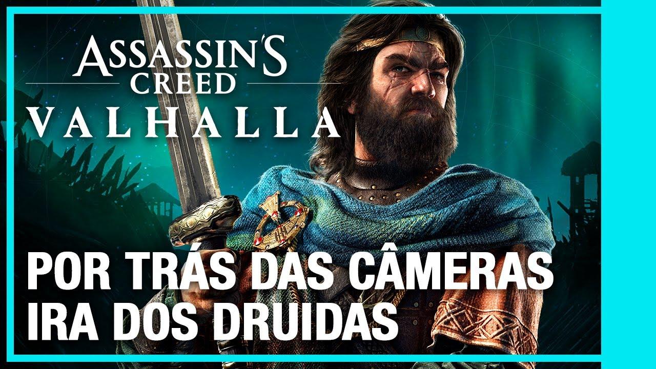 Assassin's Creed Valhalla: Por trás das câmeras - DLC Ira dos Druidas | Ubisoft