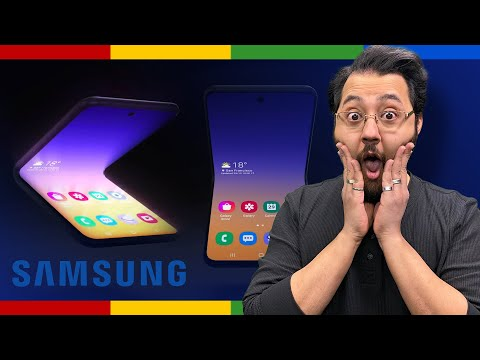 Samsung Galaxy Z Flip details are all over the place