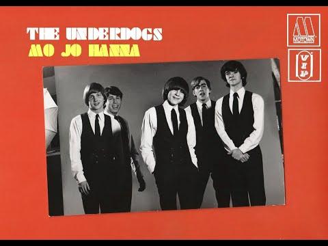 """Motown Music""  ""The Underdogs  Mo Jo Hanna"""