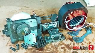 What's Inside Refrigeration Compressor Parts