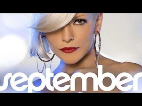 September - Because I Love You (Dave Ramone Edit) *HD*
