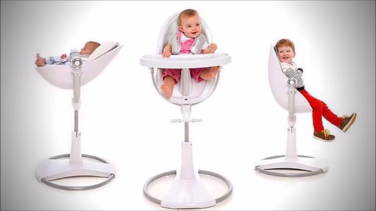 Bloom Kinderstuhl bloom fresco chrome - youtube
