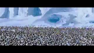 Happy Feet Penguin Dance