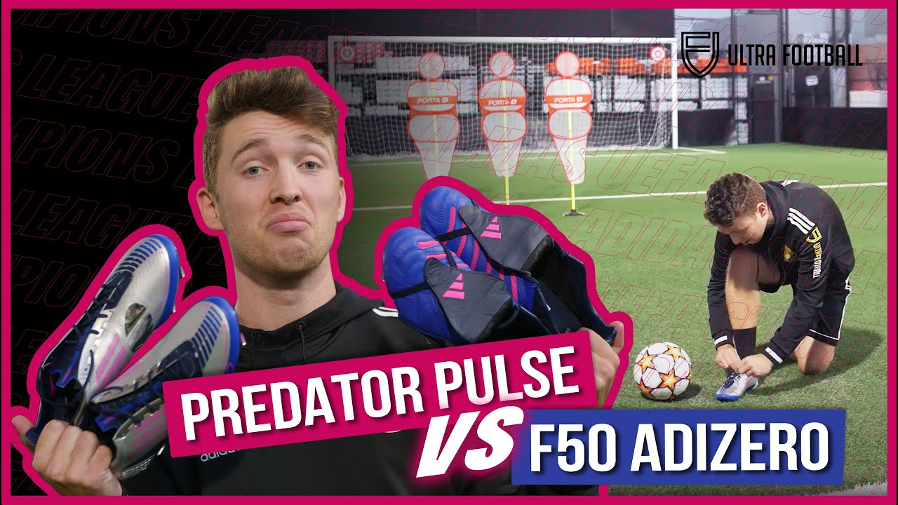 15 Year OLD Boots are BETTER Than Todays?! F50 vs Predator Pulse