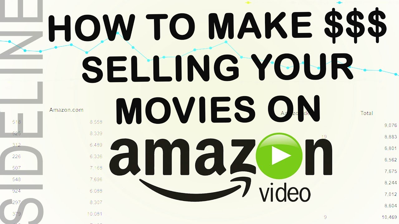 how i make money on amazon