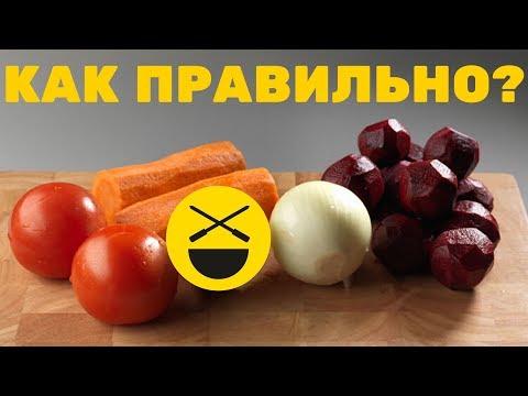 Борщ по рецепту Сталика Ханкишиева! Дачный ответ, Россия, новая кулинарная книга, нация и кухня.