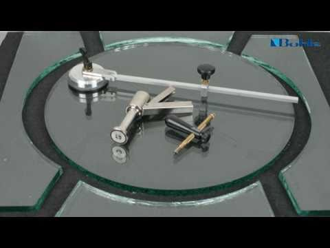 Big Frank: How to cut thick glass simply and safely